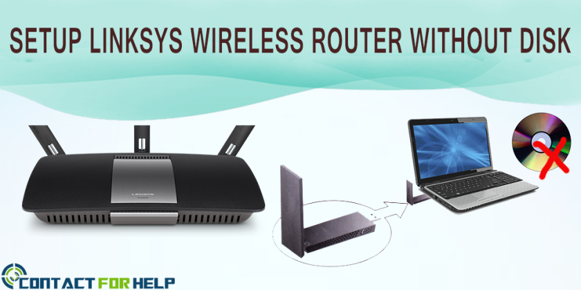How to Setup Linksys Router Without CD | Installation Without Disc